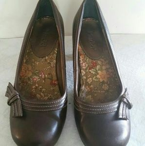 Mudd Brown Shoes for Women